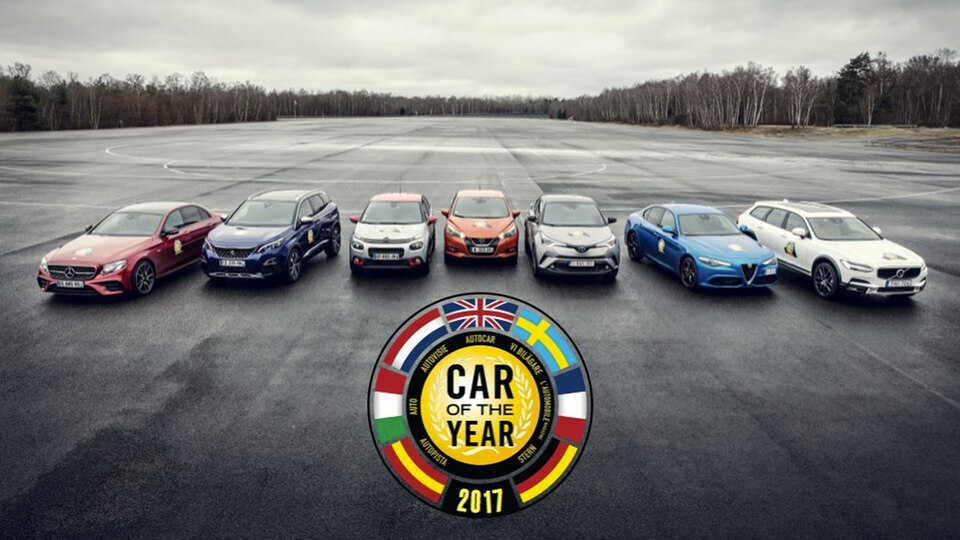 Car of the year 2017 Livestream