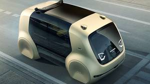 Sedric - self-driving car
