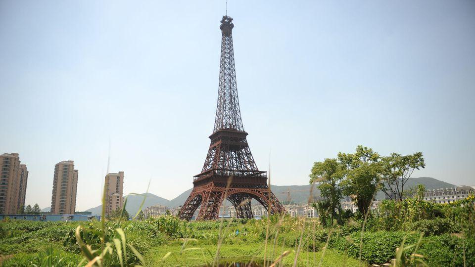 Eiffelturm Hangzhou