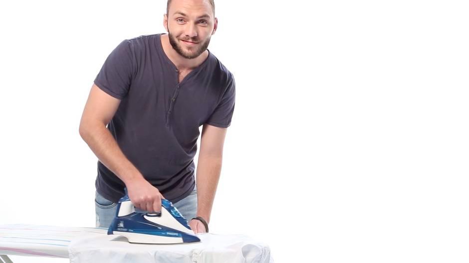 Ob Hemd oder Hose: Diese Fehler sollten Sie beim Bügeln unbedingt vermeiden