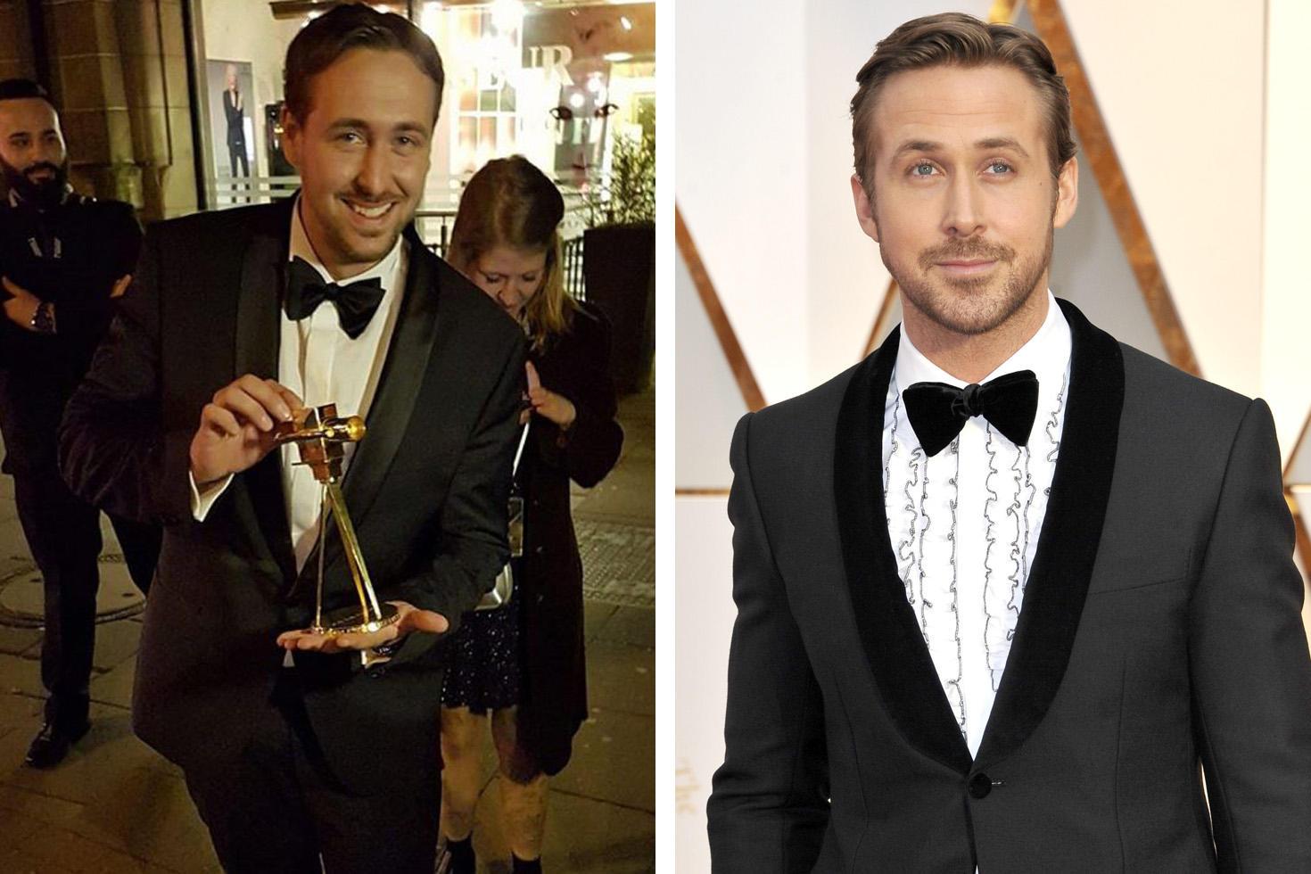 Falscher Ryan Gosling So Legten Joko Und Klaas Das Zdf Rein Sternde