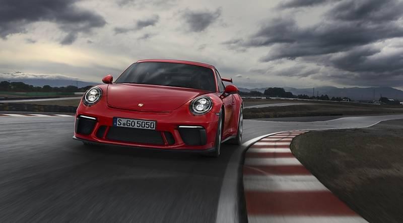Porsche 911 GT3 - darf weiter saugen