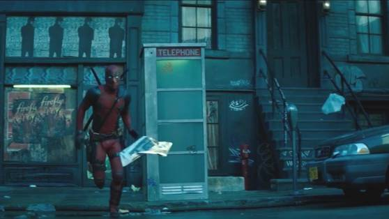 Deadpool 2 - der Trailer