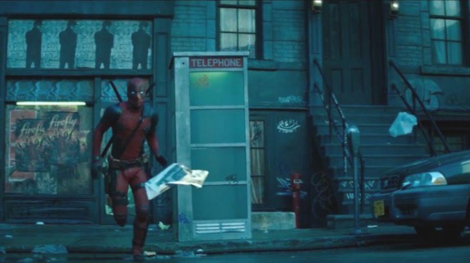 Deadpool 2 - der Trailer