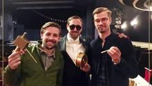 Joko und Klaas mit dem falschen Ryan Gosling