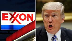 Exxon Mobil und Donald Trump