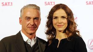 Für einen neuen Film hat Sat.1 Christoph M. Ohrt und Rebecca Immanuel wieder zusammengebracht