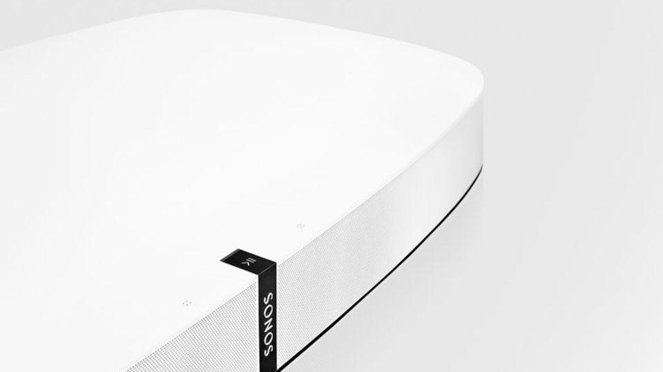 Sonos Playbase Nahaufnahme