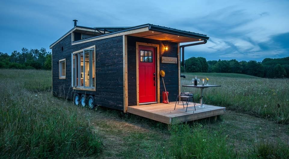 Ferienhaus Tiny Houses Kleine Hutten Fur Den Luxuriosen Urlaub