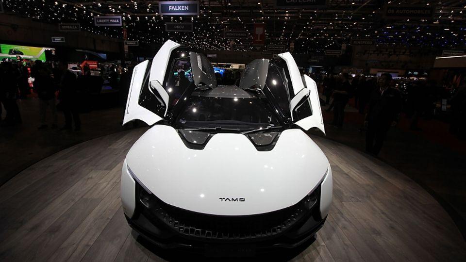 Tata Racemo