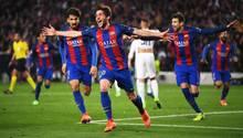 Champions League FC Barcelona