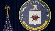 Das Wappen des CIA