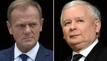 Jaroslaw Kaczynski und die PiS gegen Donald Tusk: eine Belastung für die gesamte EU