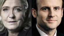 Kandidaten Frankreich Wahl