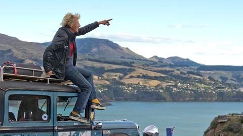Rallyefahrerin Heidi Hetzer (79)