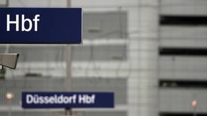 Düsseldorf Hauptbahnhof