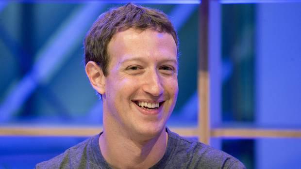 Facebook-Chef Mark Zuckerberg und seine Frau Priscilla Chan werden zum zweiten Mal Eltern