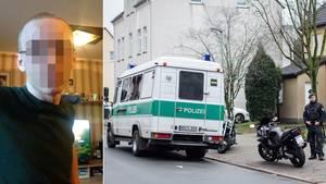 Polizei fahndet nach Marcel H.