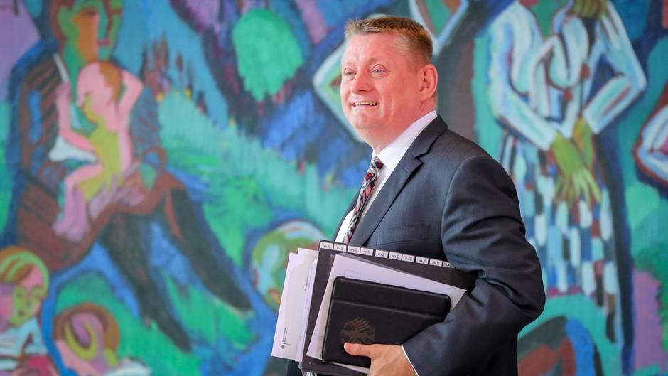 Gesundheitsminister Hermann Gröhe, CDU