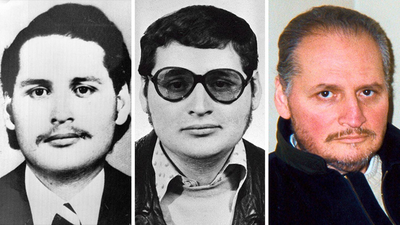 """Ilich Ramírez Sánchez, genannt """"Carlos, der Schakal"""""""
