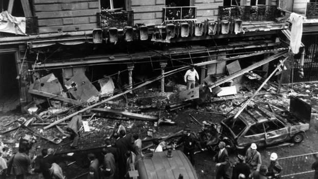 Carlos Anschlag in Paris