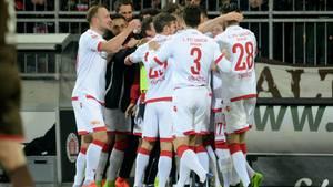 FC St. Pauli Union Berlin