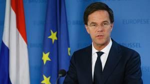 Niederlande: Ministerpräsident Mark Rutte