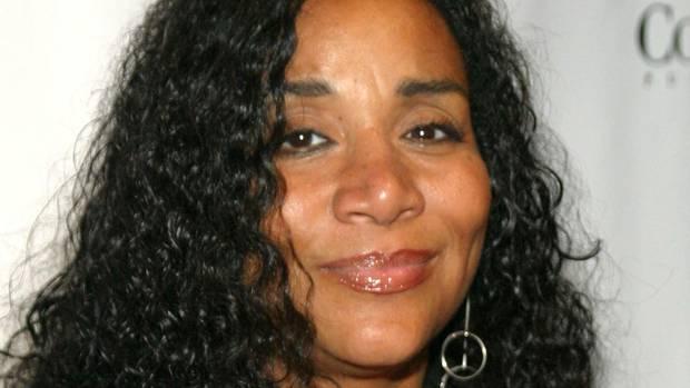 Joni Sledge von Sister Sledge. Dieses Foto der Sängerin wurde 2004 aufgenommen.