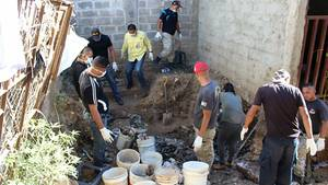 In einem Gefängnis in Venezuela wurden mindestens 14 verweste Leichen gefunden