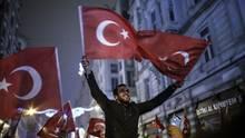 Wahlkampf für Erdogan und seine Türkei