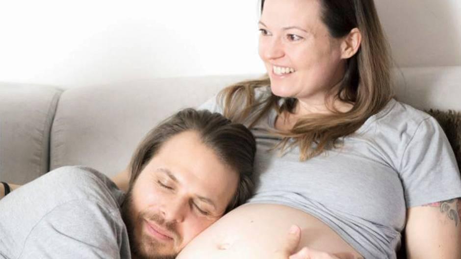 Susie Mehler und ihr Mann Andreas erwarten ihr zweites Kind. Das Mädchen wird mit Down-Syndrom geboren.
