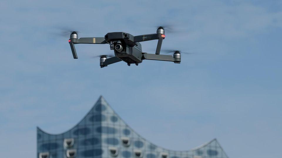 cebit Drohne 2017