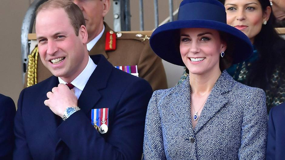 Prinz William: Ferien in Verbier statt Commonwealth-Feier