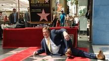 John Goodman enthüllt seinen Stern auf dem Walk of Fame