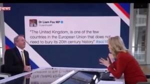 Politiker leugnet deutlich sichtbaren Tweet