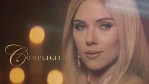 Mimt in einem vermeintlichen Werbespot US-Präsidententochter Ivanka Trump: Schauspielerin Scarlett Johansson