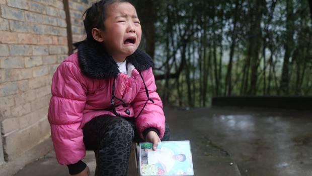 Anna weint