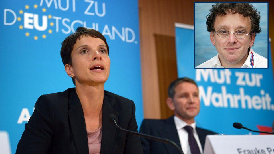 Mirko Welsch: Schwuler Politiker hält es nicht mehr in der AfD aus - im Gespräch erklärt er, warum