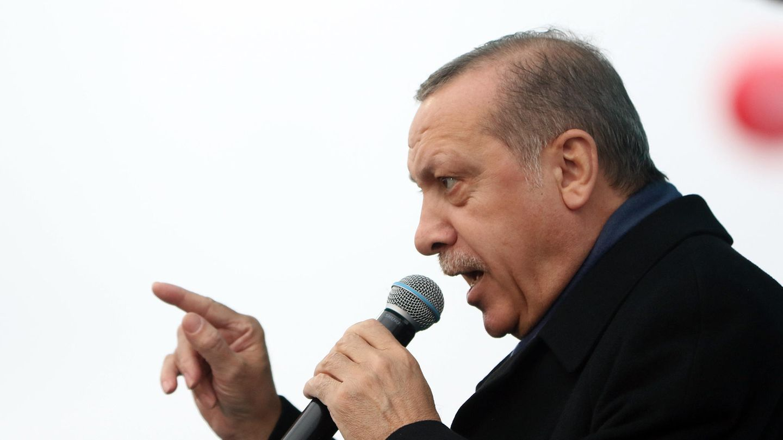 Neue Vorwürfe aus der Türkei: Recep Tayyip Erdogan geht auf Angela Merkel los