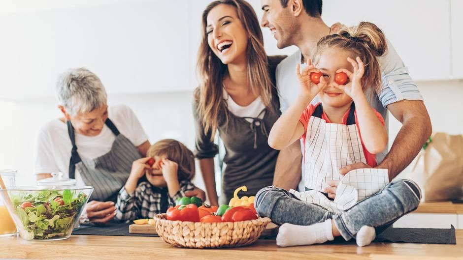 Schwedische Studie zeigt Eltern leben länger als Kinderlose