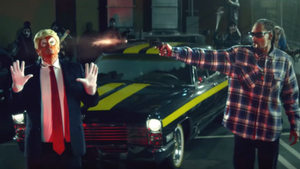 Snoop Dogg - Donald Trump - Musikvideo  - Lavender
