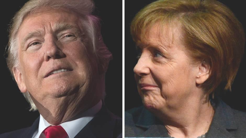 """""""Merkel schlägt Oktober 2037 vor"""": So witzig reagiert das Netz auf Merkels Schneesturm-Absage"""