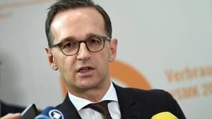 Heiko Maas, Bundesminister für Justiz und für Verbraucherschutz