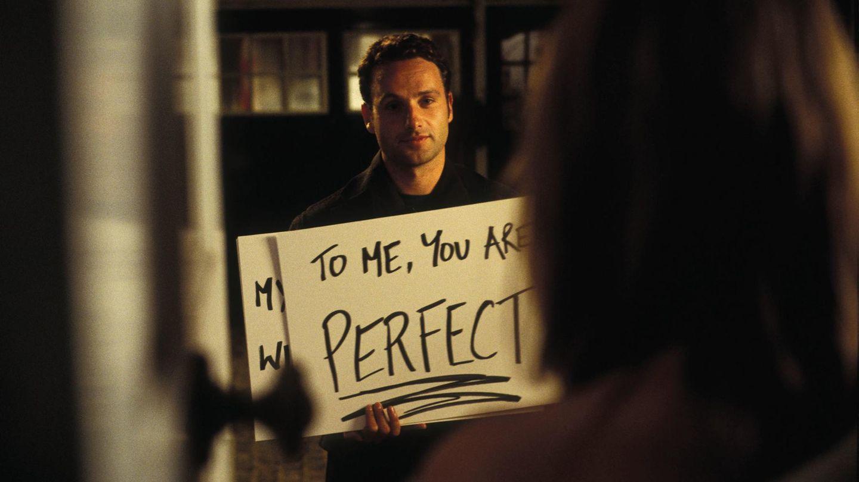 In Tatsächlich... Liebe nachte Andrew Lincoln Keira Knightley eine Liebeserklärung
