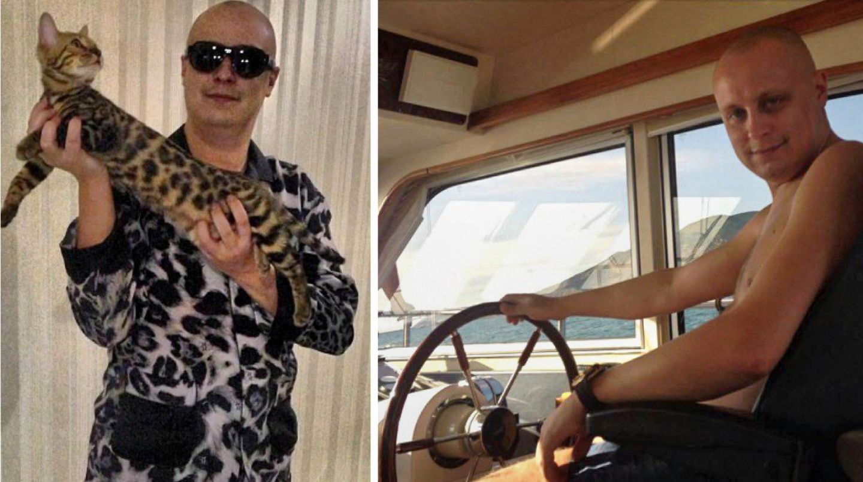 Jewgeni Bogatschew: Er sieht aus wie ein Bond-Bösewicht - und ist der meistgesuchte Hacker der Welt