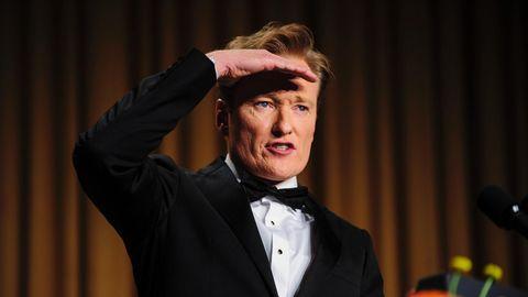 Conan O'Brien machte die Affäre um den falschen Ryan Gosling zum Thema seiner Sendung