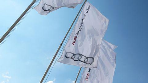 Razzien gab es bei Audi in Ingolstadt und Neckarsulm