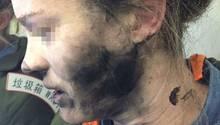 Die Kopfhörer einer Frau fingen auf einem Flug an zu brennen
