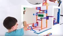 Mit dem LEGO-Klebeband neue Welten schaffen