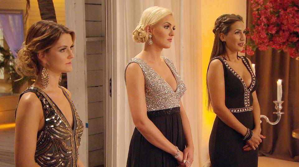 """Viola, Erika und Clea-Lacy bei """"Der Bachelor"""""""